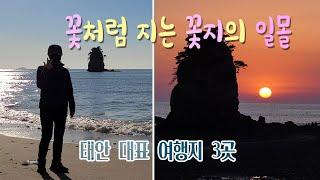 [태안 여행지 3선] 꽃지해변 일몰 | 모래언덕 신두리…