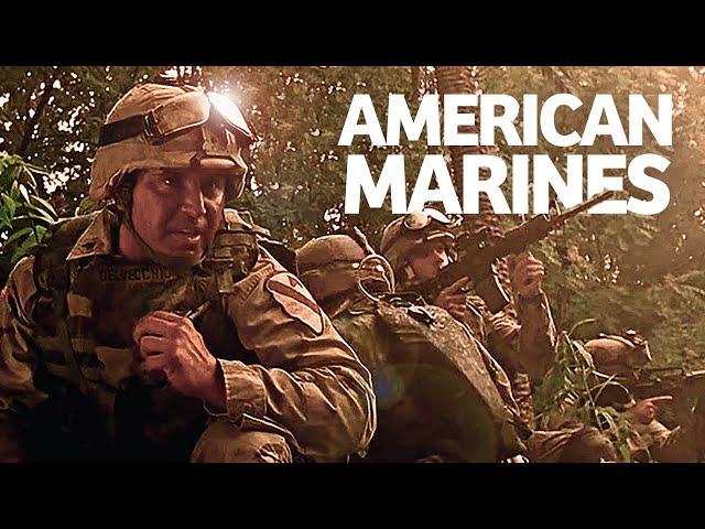 American Marines – Die Elite Einheit (Achtionfilm auf Deutsch anschauen, ganzer Kriegsfilm Deutsch)