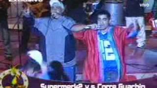 Supermerk-2 vs corre guachin (Completo) 1ªParte