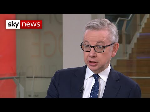 Michael Gove: We are triggering Operation Yellowhammer