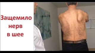 видео Жить здорово!Повелитель боли.  Боль в лопатке.  (19.11.2015)