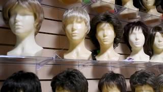 Обзор искусственных и натуральных париков в нашем магазине Kupi Parik ru