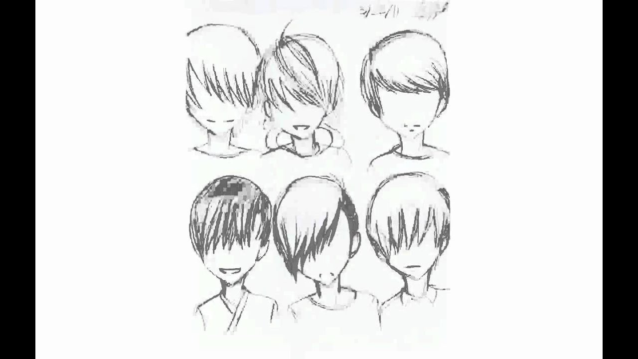 Anime Hairstyles For Girls