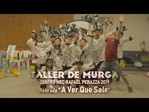 """TALLER DE MURGA - Retirada """"A Ver Que Sale"""""""