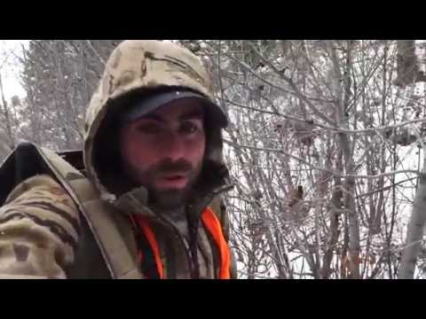 S:6 E:12 Late Season Montana Elk Hunt In The Snow With Remi Warren Of SOLO HNTR