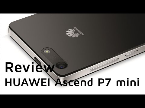 HUAWEI Ascend P7 mini Test | deutsch 📹 techloupe