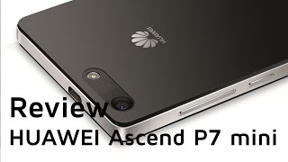 HUAWEI Ascend P7 mini Test