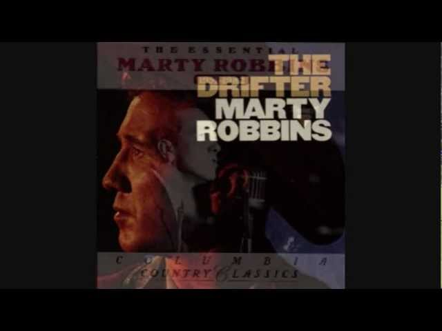 MARTY ROBBINS - CAN'T HELP FALLING IN LOVE