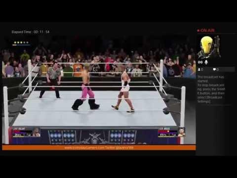 (PS4) WWE 2K16 - My Career: Saint Killjoy - w/ More Tyler Breeze