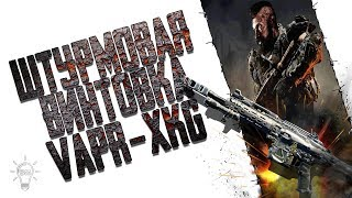 Call of Duty Black Ops 4 / Обзор на лучшую штурмовую винтовку vapr-xkg