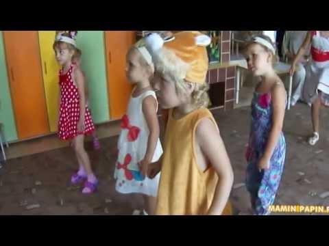 Сказка Доктор Айболит в детском саду Сочи.