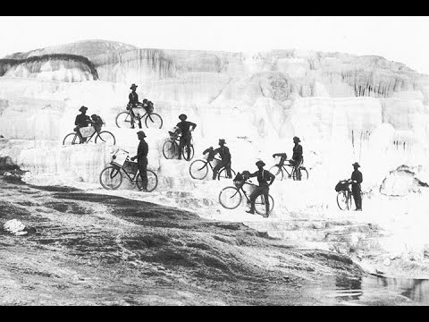 City Corner - Buffalo Soldiers & Bicycles