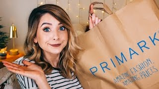 The Biggest Primark Haul I