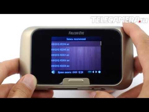 Видеоглазки для входной двери в интернет-магазине TV
