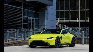The 2019 Aston Martin Vantage Is a $185,000 True Sports Car | World Cars