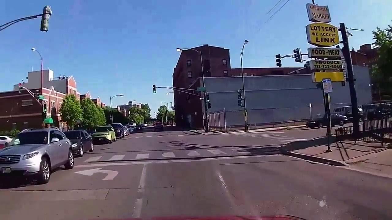 Car Accident (Dashcam) June 2016 #73 Chicago