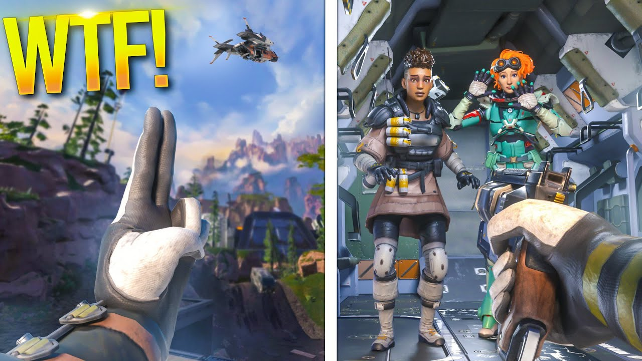 Apex Legends - Funny Moments & Best Highlights #459
