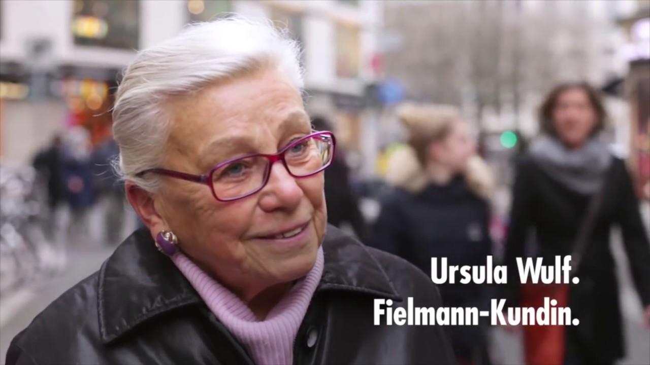 brille fielmann tv spot mit ursula wulf youtube. Black Bedroom Furniture Sets. Home Design Ideas