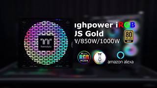 Toughpower iRGB PLUS Gold Series TT Premium Edition