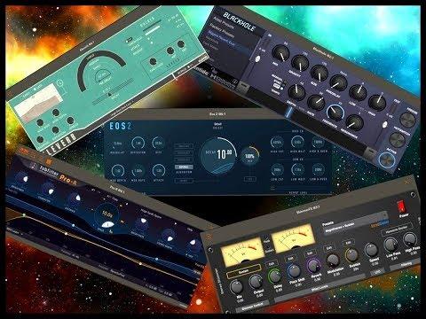 Making Massive Sounds - Module - Blackhole - Eos2 - Shimmer FX - Pro-R & kleverb - iPad Demo