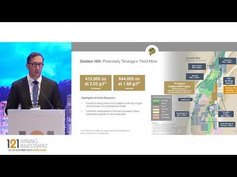 Presentation: Teranga Gold - 121 Mining Investment Hong Kong Autumn 2019