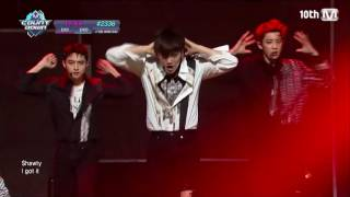 EXO - Monster (Goodbye Stage)