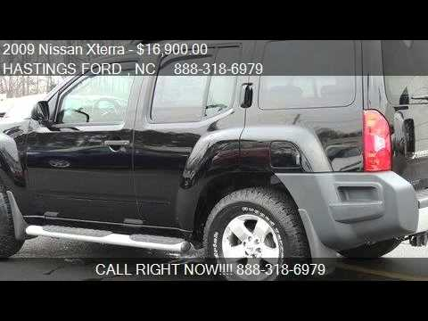2009 nissan xterra for sale in greenville nc 27858 at hast youtube. Black Bedroom Furniture Sets. Home Design Ideas