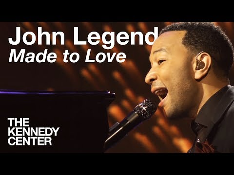 John Legend  Made to Love   at The Kennedy Center