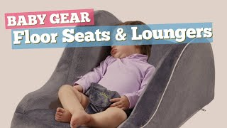 Floor Seats & Loungers Best Sellers Collection // Baby Gear