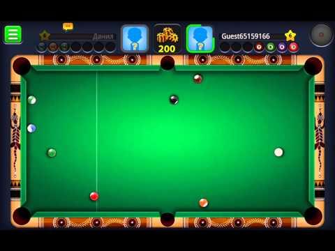 8 Ball Pool-лучший бильярд на Android
