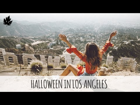 HALLOWEEN IN LOS ANGELES | ALEXANDRA PEREIRA