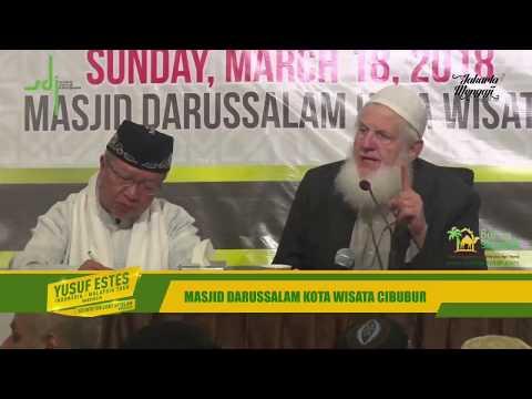 [LIVE] Syaikh Yusuf Estes - The Journey To Islam