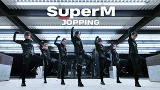 Gambar cover [EAST2WEST] SUPER M (슈퍼엠) - Jopping Dance Cover (Girls Ver.)