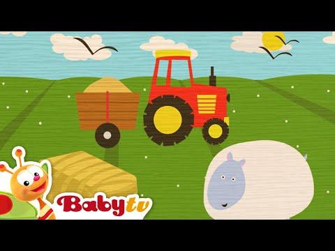 Play Time - Τρακτέρ, BabyTV Ελληνικά