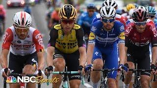 Tour de France 2019: Stage 8 finish   NBC Sports