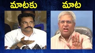Actor Shivaji Vs Undavalli Arun Kumar |  Undavalli Arun Kumar Comments on Actor Shivaji | ZUP TV