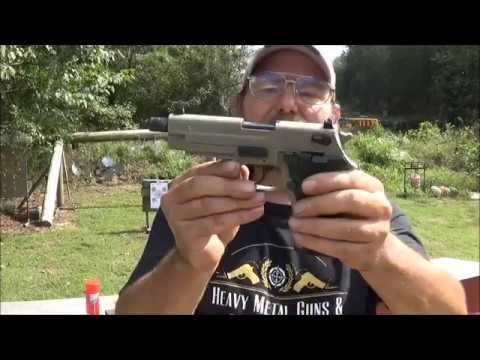 GSG Firefly  22 Review & Shoot