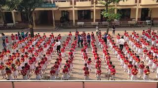 Năm cánh sao vui - Lớp 1D Trường Tiểu học Cửa Nam I