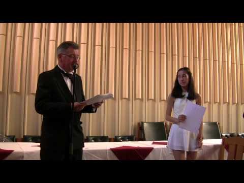 Graduation Ceremony - part 1 (A)