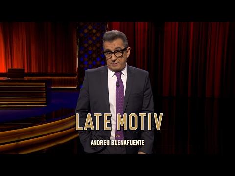 LATE MOTIV - Monólogo de Andreu Buenafuente. 'San valentín' | #LateMotiv190