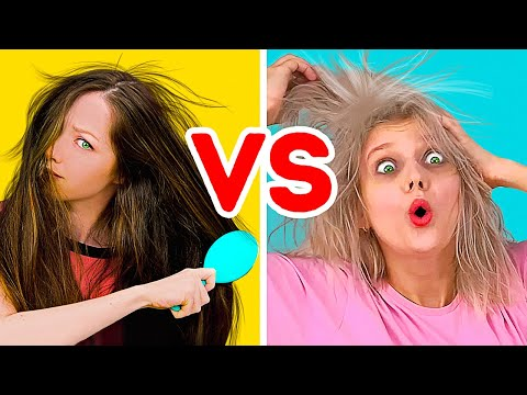 COMMON GIRLY HAIR PROBLEMS AND GENIUS LIFE HACKS