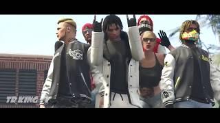 Kaafila(Full Video) Guri Nimana Ft Hammy Music | Gta 5 | New Punjabi Song