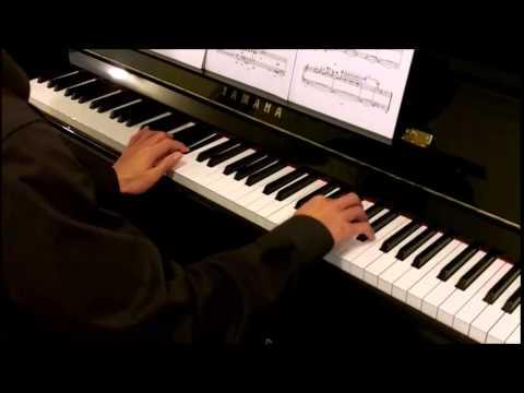 ABRSM Piano 2015-2016 Grade 6 C:5 C5 Sofia Gubaidulina Forest Musicians Musical Toys No.14 By Alan