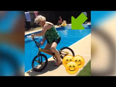 Old People Fails Compilation  - Funny Videos 2018 - [Vine Archives]