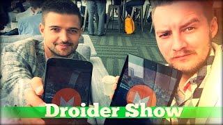 Droider Show #192. Итоги Google I/O и закон о забвении