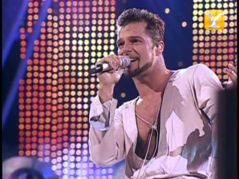 Ricky Martin, Fuego Contra Fuego, Festival de Viña 2007