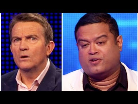 The Chase Paul Sinha Cries Out In Disbelief In Final Chase Meltdown Oh Damn You Youtube