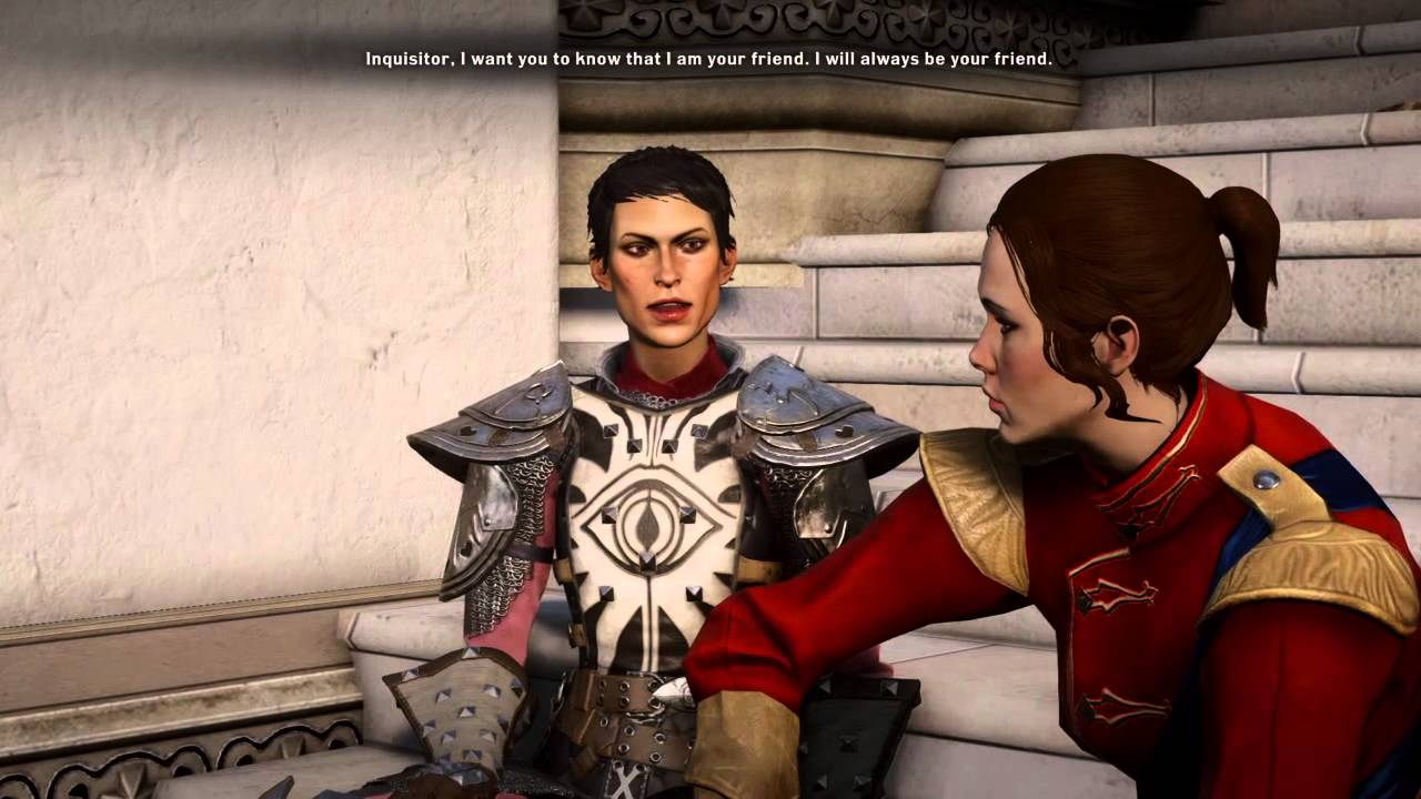 dragon age inquisition matchmaking how do you hook up door speakers to an amp
