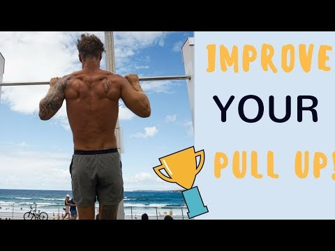 Improve Your Pull Up | Simple tips to increase your reps!!