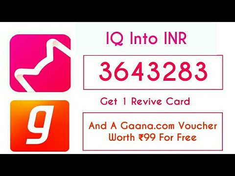 MeMe Live IQ Into INR Quiz. Use My Referral Code 3643283 Fir Revive Card
